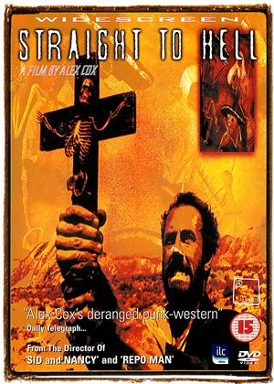 Rent Straight to Hell Online DVD Rental