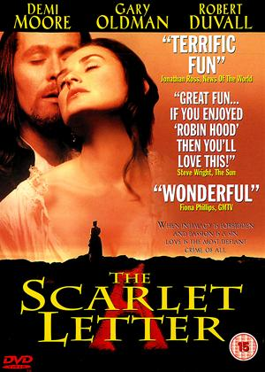 Rent The Scarlet Letter Online DVD Rental