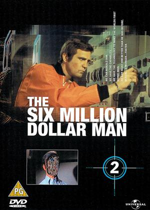 Rent The Six Million Dollar Man: Vol.2 Online DVD Rental