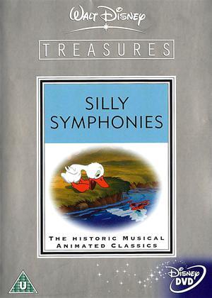 Rent Walt Disney Treasures: Silly Symphonies Online DVD Rental