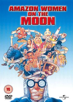 Rent Amazon Women on the Moon Online DVD Rental