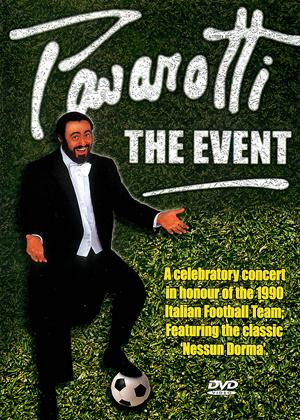 Rent Luciano Pavarotti: The Event Online DVD Rental