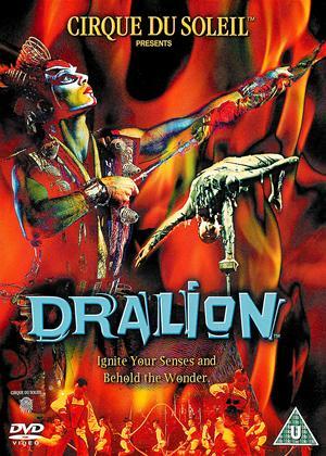 Rent Cirque du Soleil: Dralion Online DVD Rental