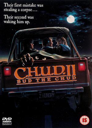 Rent C.H.U.D. II: Bud the Chud Online DVD Rental