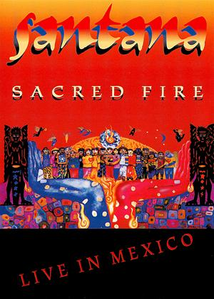 Rent Santana: Sacred Fire: Live in Mexico Online DVD & Blu-ray Rental
