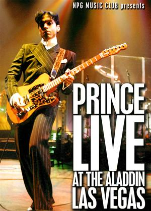 Rent Prince: Live at the Aladdin Las Vegas Online DVD Rental