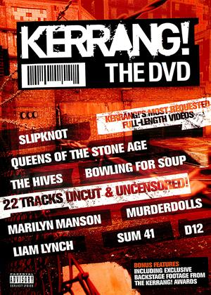 Rent Kerrang: Most Wanted (Various Artists) Online DVD Rental