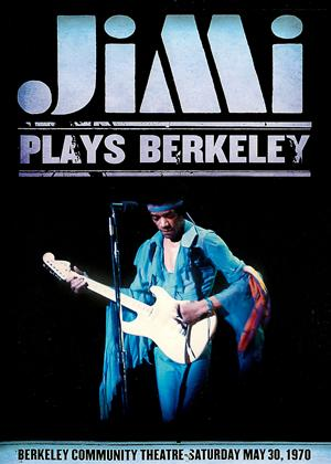 Rent Jimi Hendrix: Jimi Plays Berkeley Online DVD Rental