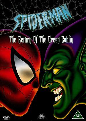 Rent Spiderman: The Return of The Green Goblin Online DVD & Blu-ray Rental
