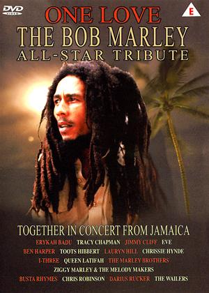 Rent One Love: The Bob Marley All-Star Tribute Online DVD Rental