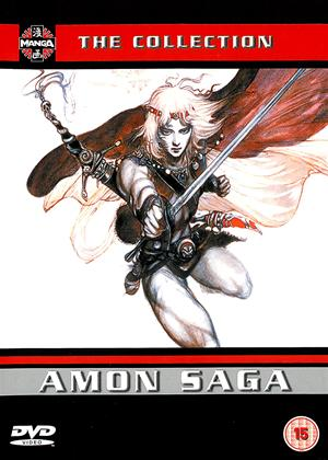 Rent Amon Saga Online DVD Rental