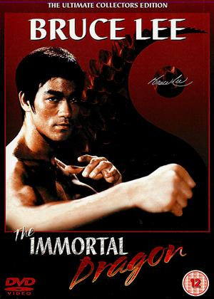 Rent Bruce Lee: The Immortal Dragon Online DVD Rental