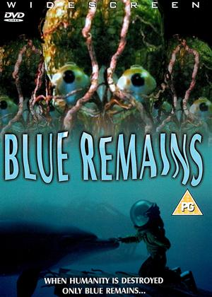 Rent Blue Remains (aka Burû rimein) Online DVD Rental