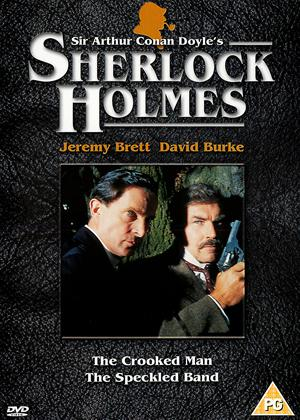 Rent Sherlock Holmes: The Crooked Man / The Speckled Band Online DVD Rental