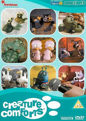 Rent Creature Comforts: Series 1: Part 2 Online DVD Rental