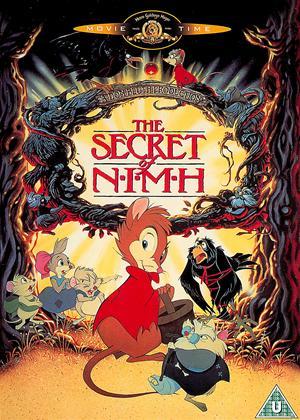 Rent The Secret of NIMH Online DVD Rental