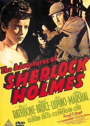 Rent Sherlock Holmes: The Adventures of Sherlock Holmes Online DVD Rental