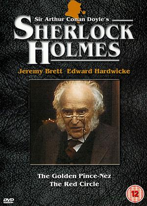 Rent Sherlock Holmes: Golden Pince-Nez / Red Circle Online DVD Rental