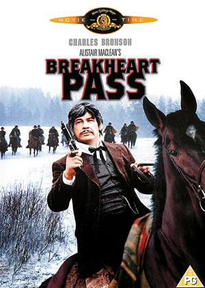 Rent Breakheart Pass Online DVD Rental