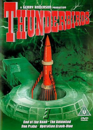 Rent Thunderbirds: Vol.3 Online DVD Rental