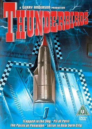 Rent Thunderbirds: Vol.1 Online DVD & Blu-ray Rental