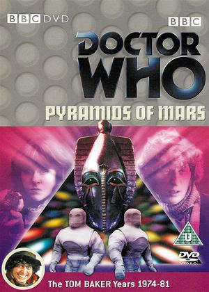 Rent Doctor Who: Pyramids of Mars Online DVD & Blu-ray Rental