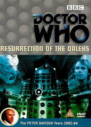 Rent Doctor Who: Resurrection of the Daleks Online DVD Rental