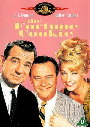 Rent The Fortune Cookie Online DVD Rental