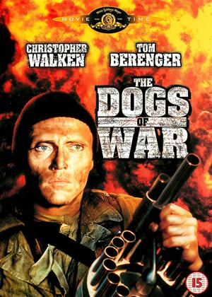 Rent The Dogs of War Online DVD Rental