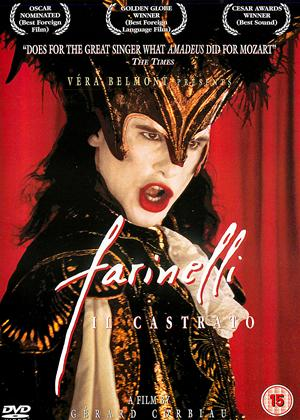 Rent Farinelli (aka Farinelli: Il Castrato) Online DVD & Blu-ray Rental