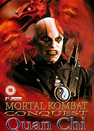 Rent Mortal Kombat Conquest: Quan Chi Online DVD Rental