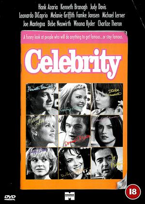 Celebrity Online DVD Rental