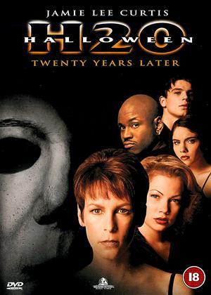 Rent Halloween H20: Twenty Years Later Online DVD Rental