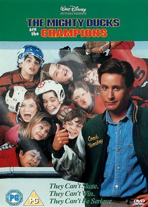 Rent The Mighty Ducks Are the Champions Online DVD Rental