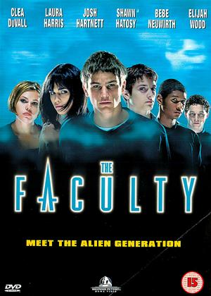 Rent The Faculty Online DVD & Blu-ray Rental