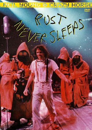Rent Neil Young and Crazy Horse: Rust Never Sleeps Online DVD Rental