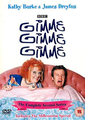 Rent Gimme Gimme Gimme: Series 2 Online DVD Rental
