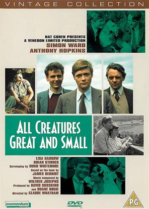 Rent All Creatures Great and Small Online DVD Rental