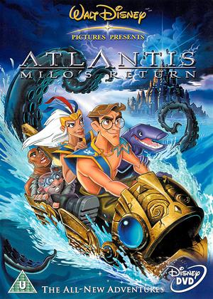 Rent Atlantis: Milo's Return Online DVD Rental