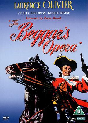 Rent The Beggar's Opera Online DVD & Blu-ray Rental