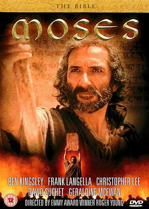 Rent The Bible: Moses Online DVD Rental