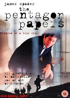 Rent The Pentagon Papers Online DVD Rental
