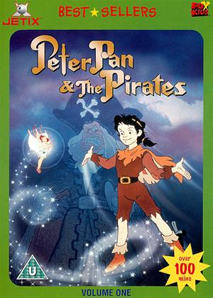 Rent Peter Pan and the Pirates: Vol.1 Online DVD Rental