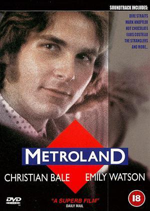 Rent Metroland Online DVD Rental