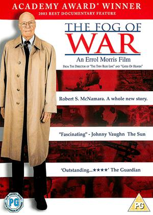 The Fog of War Online DVD Rental