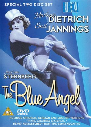 Rent The Blue Angel (aka Der blaue Engel) Online DVD Rental