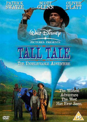 Rent Tall Tale: The Unbelievable Adventure Online DVD Rental