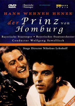Rent Der Prinz von Homburg Online DVD & Blu-ray Rental