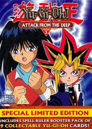 Rent Yu Gi Oh!: Vol.3: Attack from the Deep Online DVD Rental