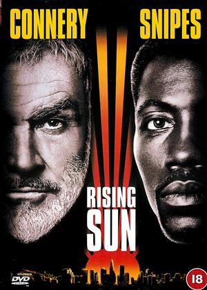 Rent Rising Sun Online DVD Rental